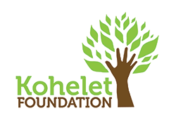 Kohelet Foundation Logo